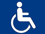 Precautions when driving with a disability